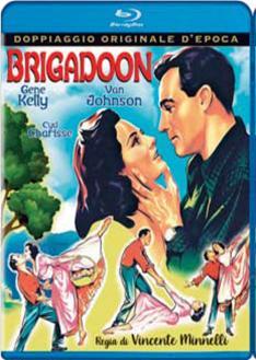 BRIGADOON (BLURAY)