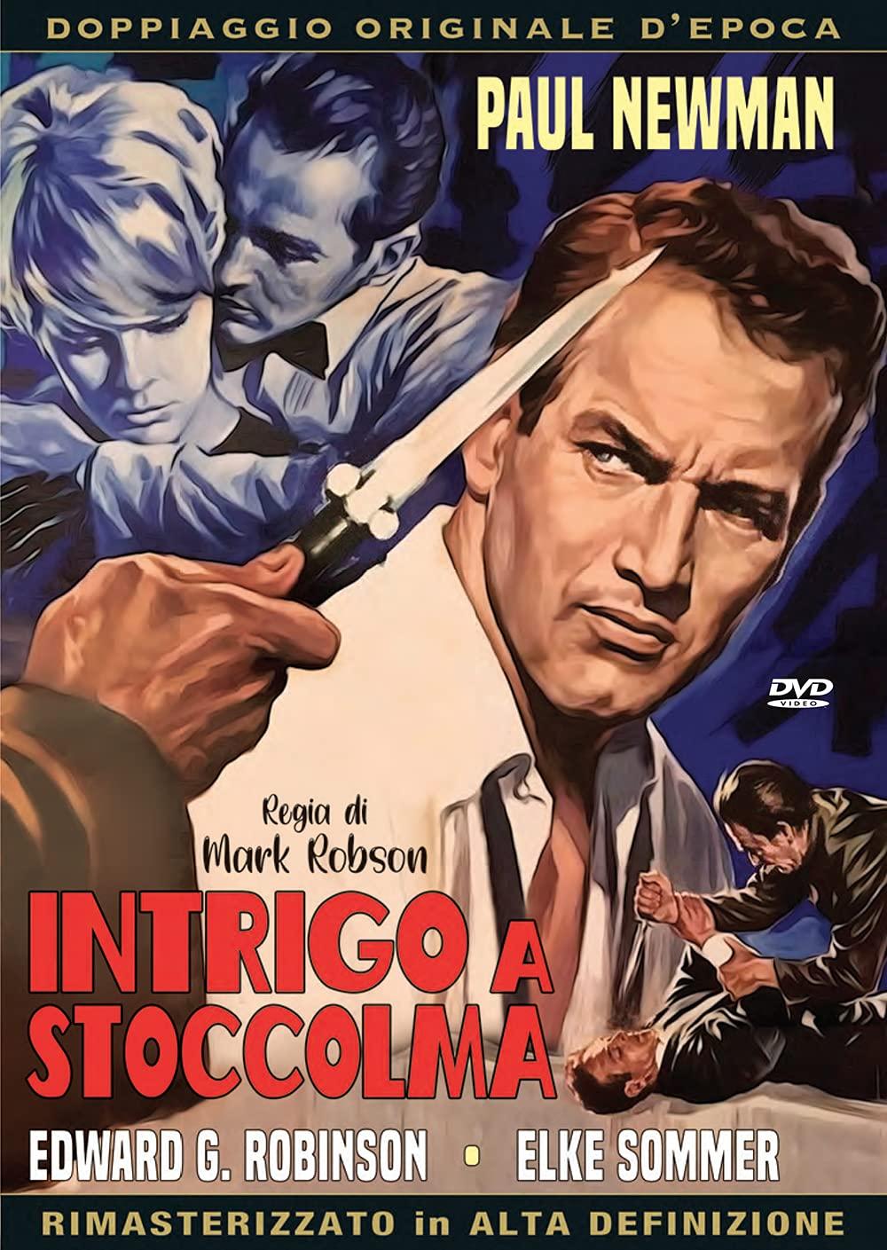 INTRIGO A STOCCOLMA (DVD)