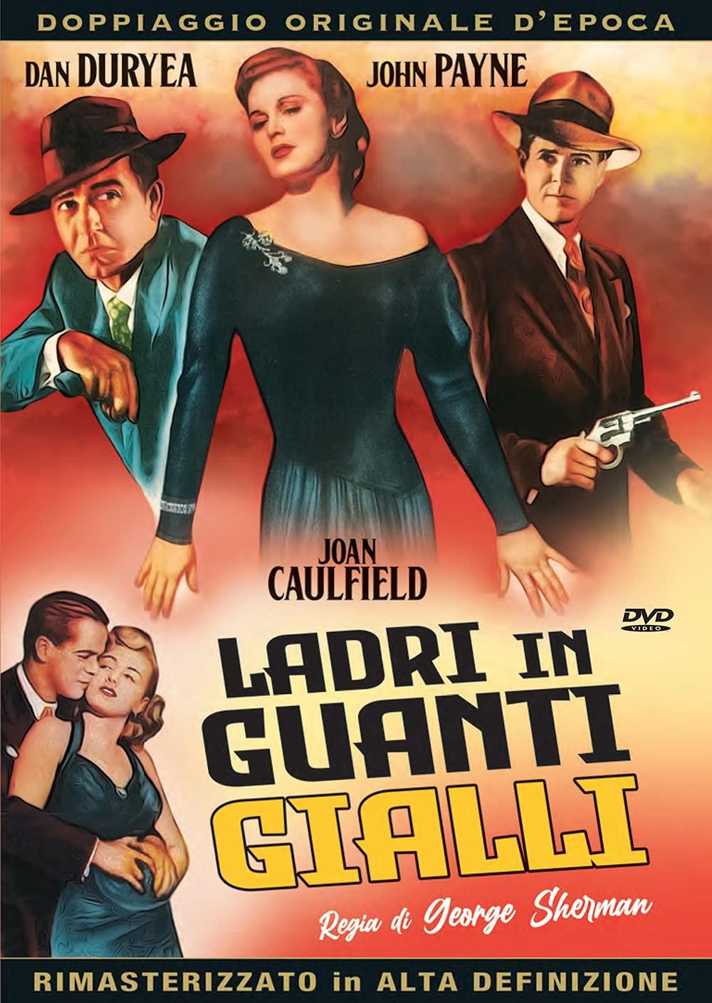 LADRI IN GUANTI GIALLI (DVD)
