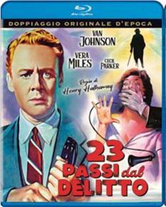 23 PASSI DAL DELITTO - BLU RAY