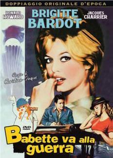 BABETTE VA ALLA GUERRA (DVD)