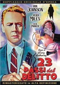 23 PASSI DAL DELITTO (DVD)