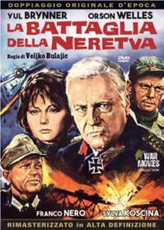 LA BATTAGLIA DELLA NERETVA (DVD)