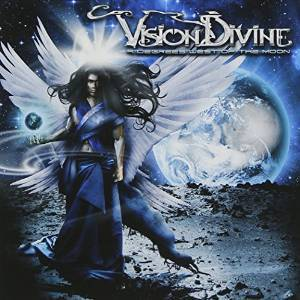 VISION DIVINE - 9 DEGREES WEST OF THE MOON (CD)