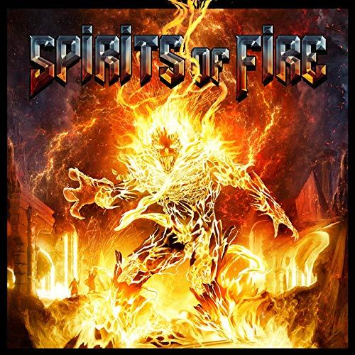 SPIRITS OF FIRE (CD)