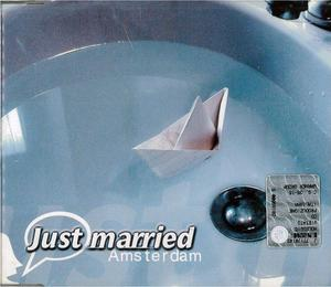 JUST MARRIED - AMSTERDAM (CD)