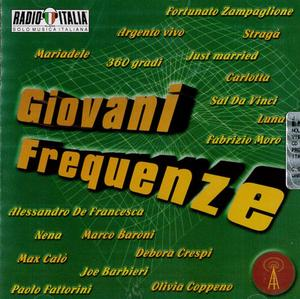 GIOVANI FREQUENZE (CD)