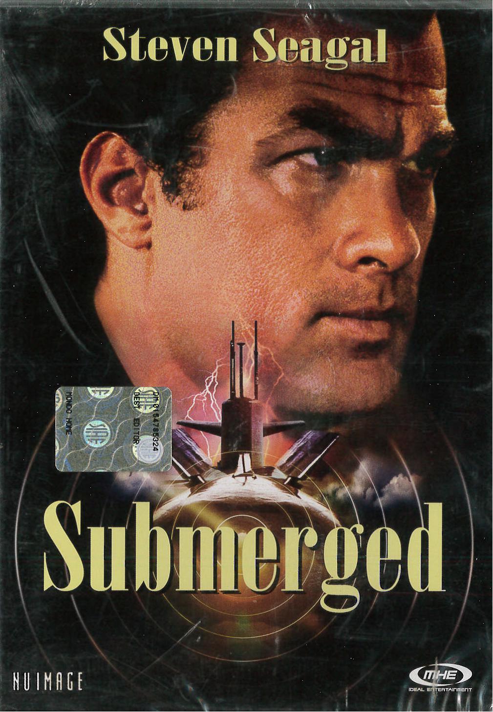 SUBMERGED - ALLARME NEGLI ABISSI (DVD)