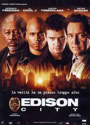 EDISON CITY (DVD)