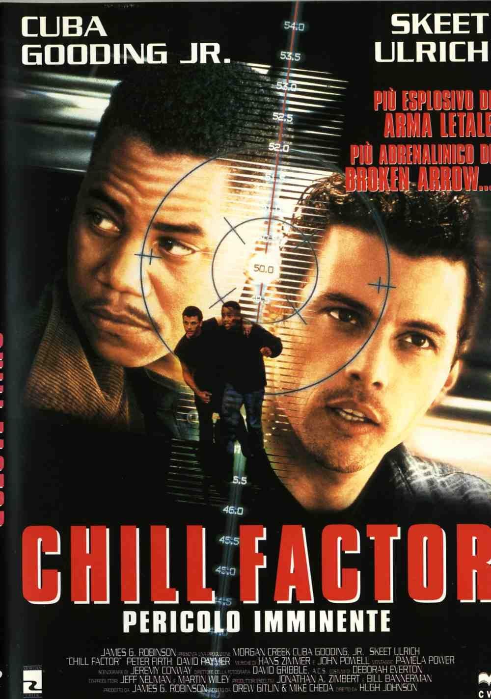 CHILL FACTOR PERICOLO IMMINENTE - USATO EX NOLEGGIO (DVD)