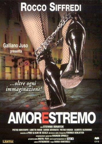 AMORESTREMO 2001 (DVD)