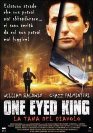 ONE EYED KING - LA TANA DEL DIAVOLO (DVD)