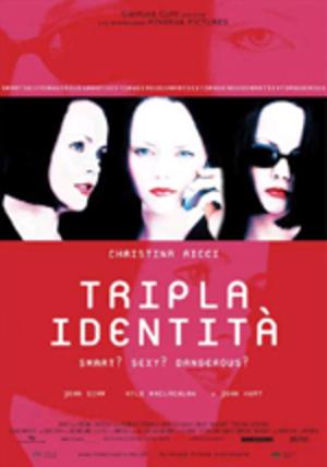 TRIPLA IDENTITA' (DVD)