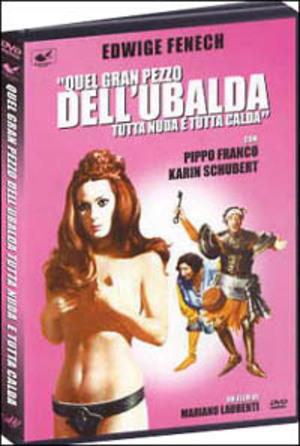QUEL GRAN PEZZO DELL'UBALDA (DVD)