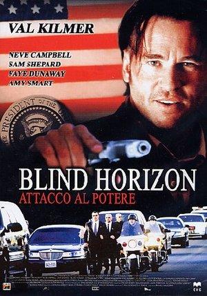 BLIND HORIZON ATTACCO AL POTERE (DVD)