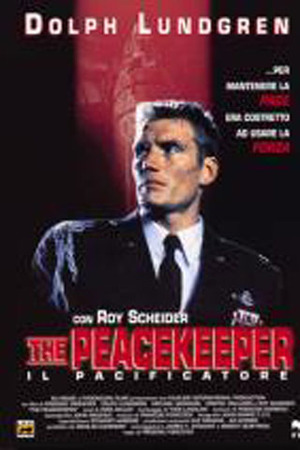 THE PEACEKEEPER IL PACIFICATORE (DVD)