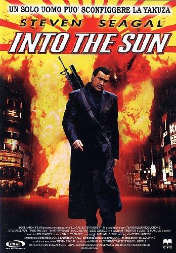INTO THE SUN (DVD)