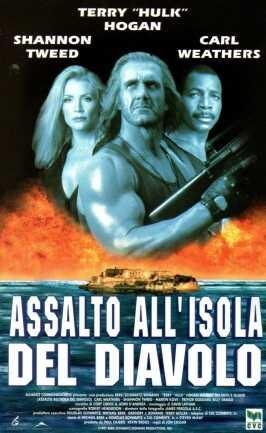 ASSALTO ALL'ISOLA DEL DIAVOLO - USATO EX NOLEGGIO (VHS)