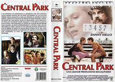 CENTRAL PARK - USATO EX NOLEGGIO (VHS)