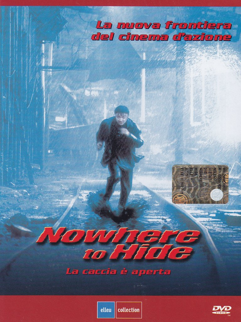 NOWHERE TO HIDE (DVD)