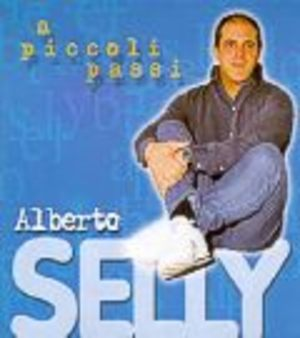 ALBERTO SELLY - A PICCOLI PASSI (CD)