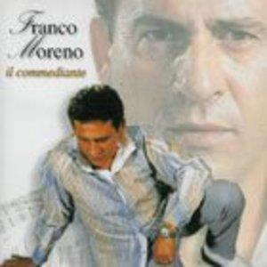 FRANCO MORENO - IL COMMEDIANTE (CD)