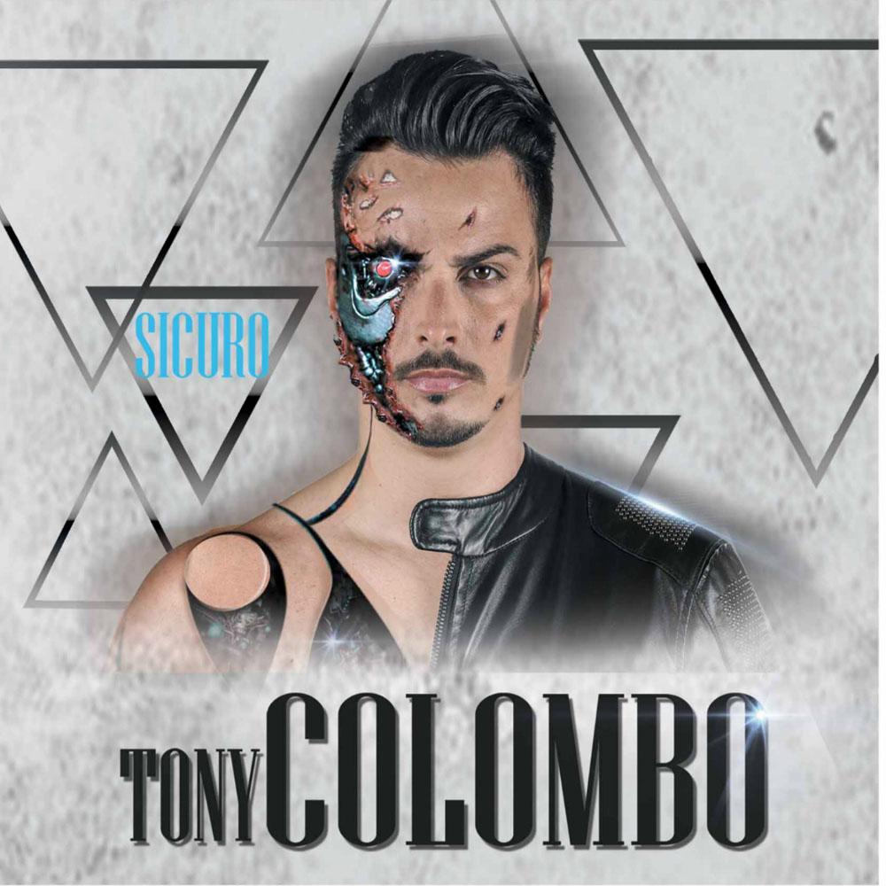 TONY COLOMBO - SICURO (CD)