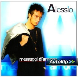ALESSIO - MESSAGGI D'AMORE (CD)
