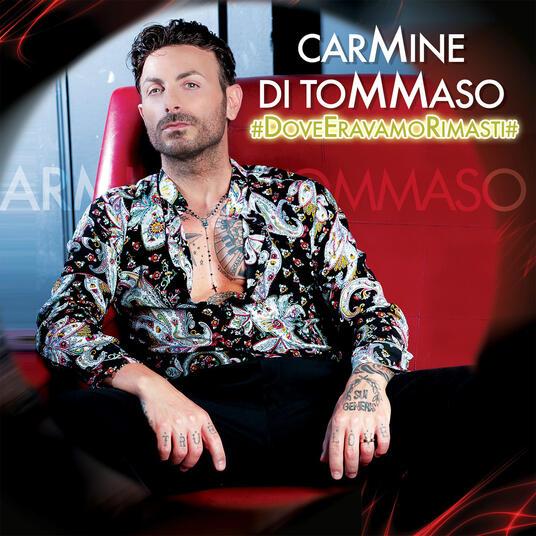 CARMINE DI TOMMASO - DOVE ERAVAMO RIMASTI (CD)