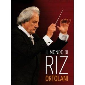 RIZ ORTOLANI - IL MONDO DI RIZ ORTOLANI -4CD (CD)