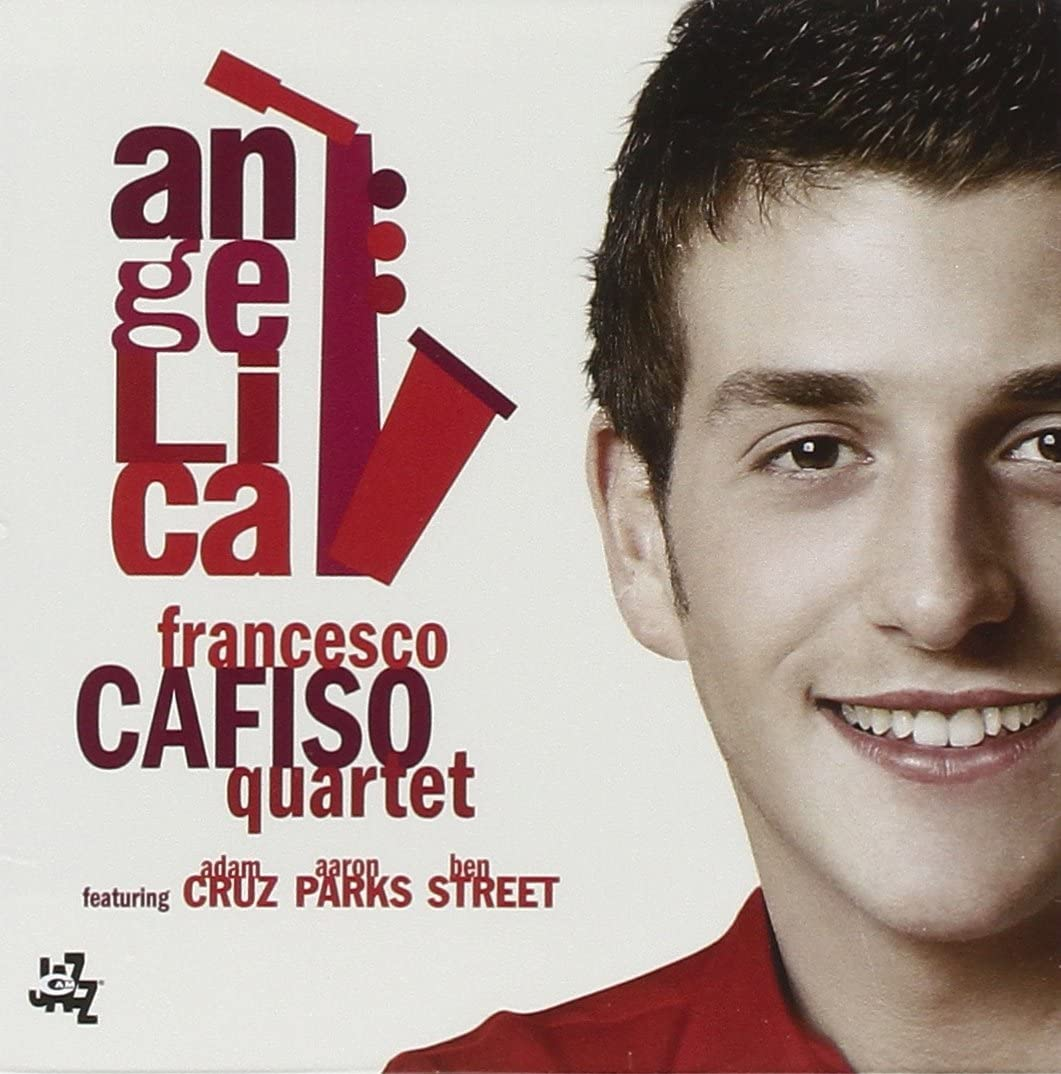 FRANCESCO CAFASSO - ANGELICA (CD)