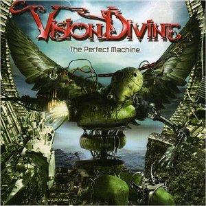 VISION DIVINE - THE PERFECT MACHINE (CD)