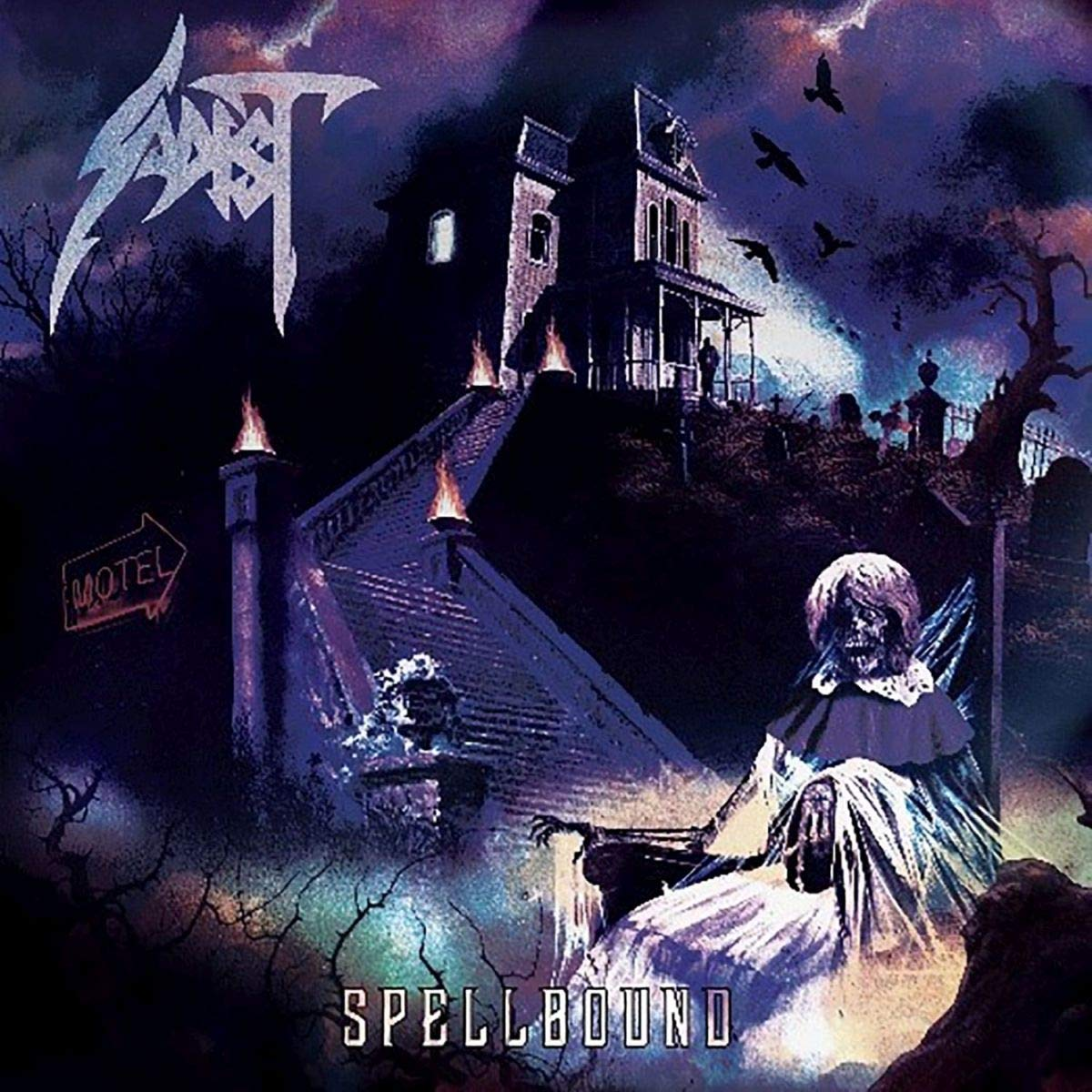 SADIST - SPELLBOUND (CD)