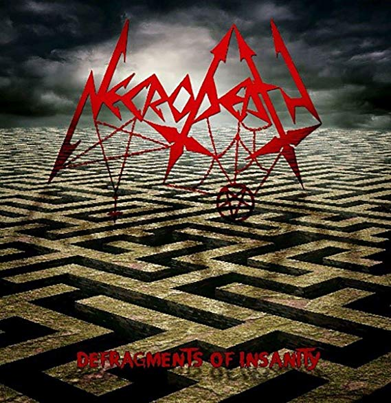 NECRODEATH - DEFRAGMENTS OF INSANITY (CD)