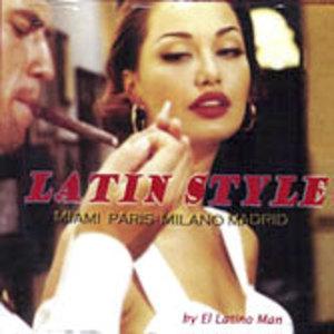 LATIN STYLE - MIAMI PARIS MILANO MADRID -CD +DVD (CD)