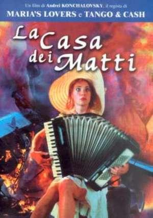 LA CASA DEI MATTI (DVD)
