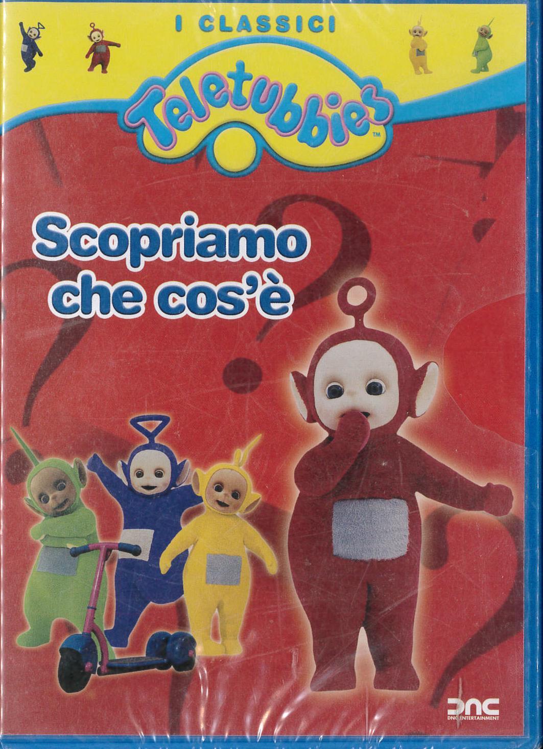 TELETUBBIES - SCOPRIAMO CHE COS'E' (DVD)
