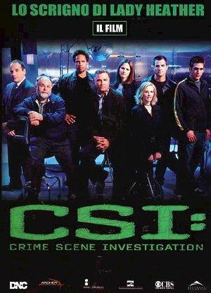 CSI LO SCRIGNO DI LADY HEATHER (DVD)