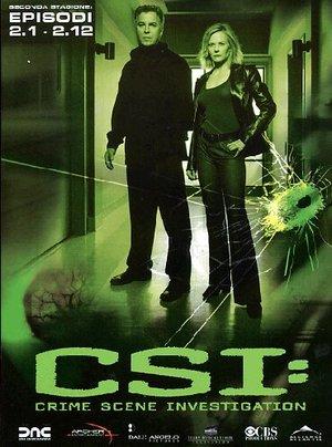 COF.C.S.I. - SCENA DEL CRIMINE - STAG. 02 PARTE 01 (EPS 01-12) (