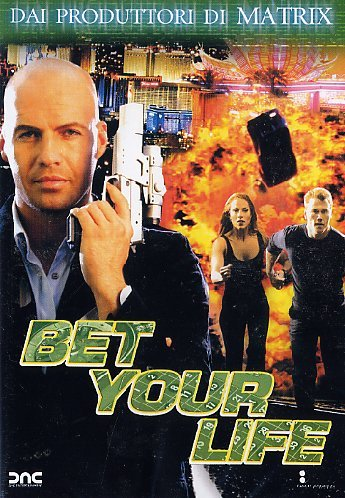 BET YOUR LIFE - USATO EX NOLEGGIO (DVD)