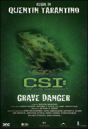 C.S.I. - GRAVE DANGER (DVD)