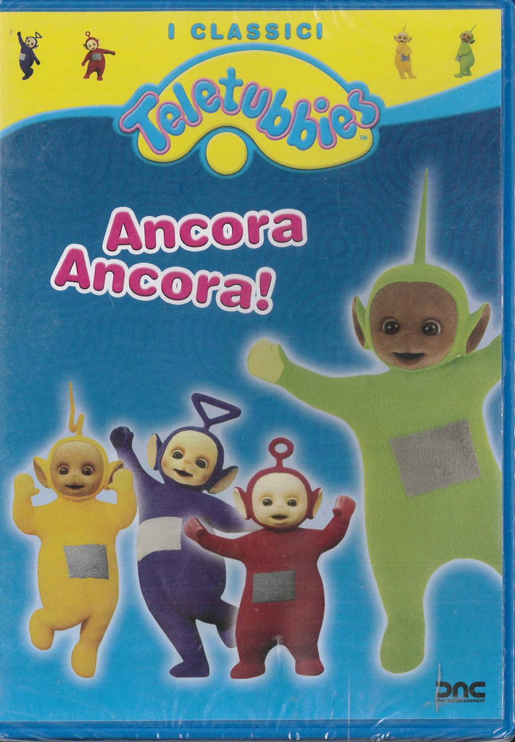 TELETUBBIES - ANCORA ANCORA! (DVD)