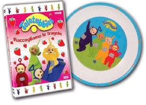 TELETUBBIES - RACCOGLIAMO LE FRAGOLE (DVD+PIATTO BIMBO) (DVD)