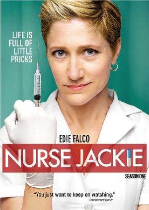 COF.NURSE JACKIE - TERAPIA D'URTO - STAGIONE 01 (4 DVD) (DVD)