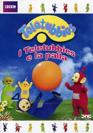 TELETUBBIES E LA PALLA (DVD)