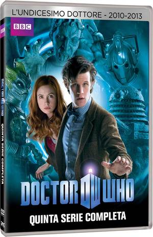 COF.DOCTOR WHO - STAG. 05 (4 DVD) (DVD)