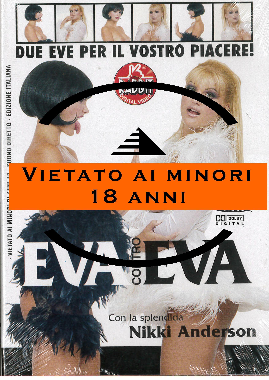 EVA HENGER - EVA CONTRO EVA (HARD XXX) (DVD)