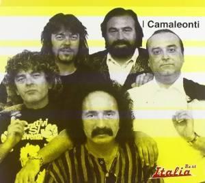 CAMALEONTI BEST ITALIA -D.P. (CD)