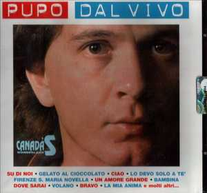PUPO DAL VIVO (CD)