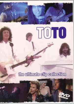 TOTO THE ULTIMATE CLIP COLLECTION (DVD)